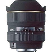 Sigma AF 12-24mm F4.5-5.6 EX DG HSM