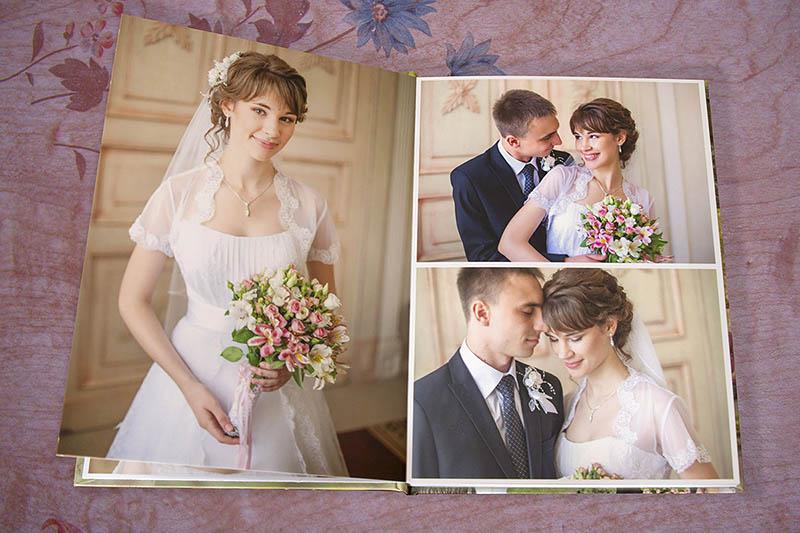 Свадебные фотокниги, фотоальбомы, фотограф Артем Маковский