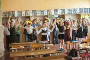 Детская фотосъемка, школа, фотограф Артем Маковский