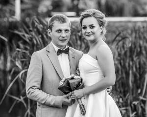 Свадебные ч.б. фотографии