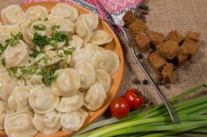 Предметная фотосъемка блюд для ресторана