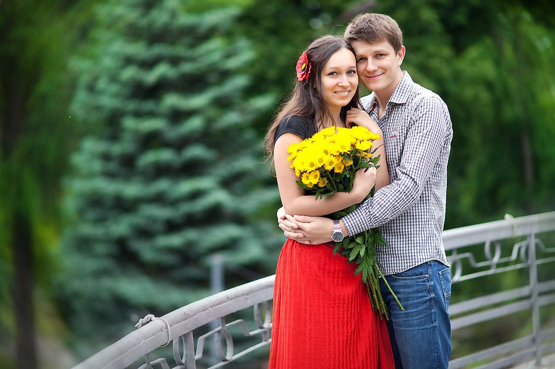 Романтическая фотосессия, фотораф Артем Маковский