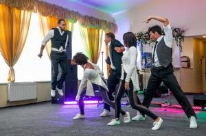 корпоратив танцы