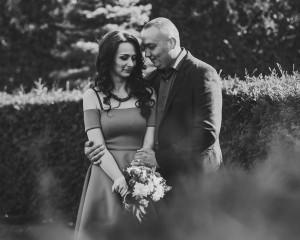 фотографии свадьбы ч.б.