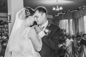 Свадебные чернобелые фотографии