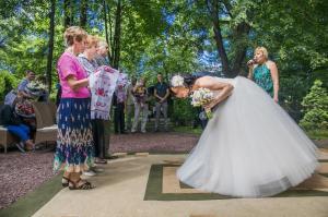 Выездная церемония